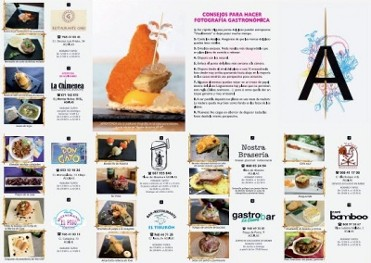 22nd November to 9th December Águilas Tapas Route