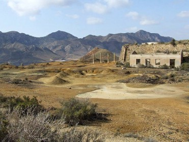 10th December free guided visit to the Mines of Mazarrón