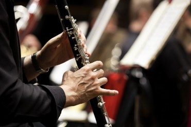 20th April, clarinettist Pedro Franco and the OSRM at the Auditorio Víctor Villegas in Murcia