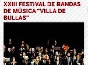 20th October Villa de Bullas Bands Festival
