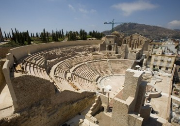 March at the Roman Theatre Museum in Cartagena: activities for San José and Semana Santa