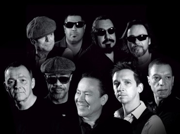 21st July Mar de Musicas Cartagena with UB40