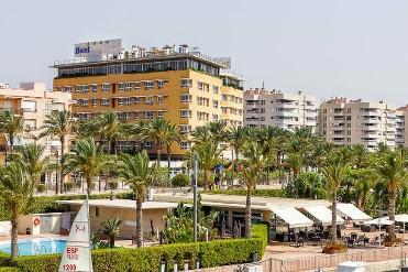 Terraza La Mar Cafetería y hotel