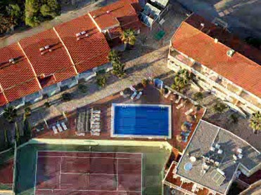 Apartamentos turísticos La Mojonera (Isla Plana - Cartagena)