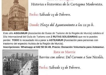 Barrios con solera: Del Carmen a San Nicolás