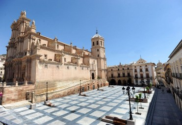 Every day in September: Visits to the Church of San Patricio in Lorca