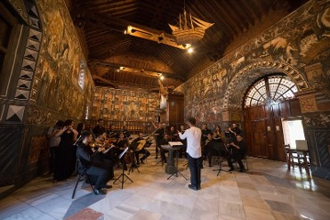 22nd July Early music in the Sanctuary of Santa Eulalia in Totana