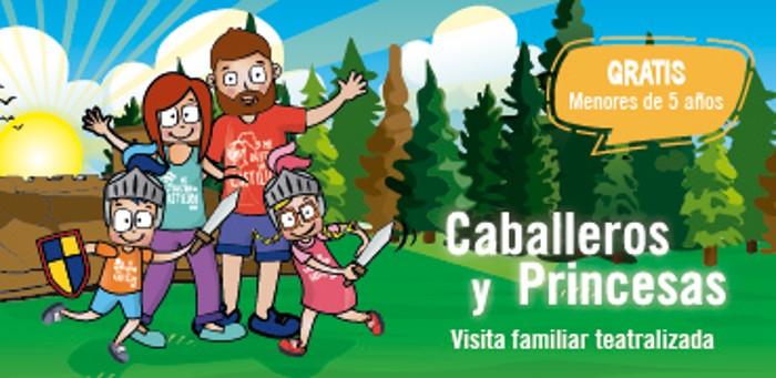Visita teatralizada familiar en el Castillo,