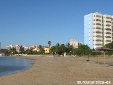 Costa Cálida Región de Murcia - Playa Cavanna
