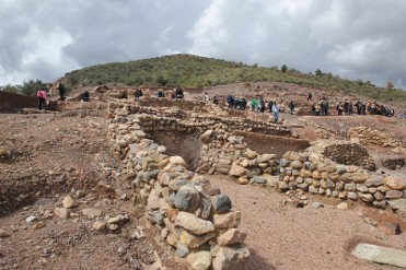 29th and 30th October guided visit to the Argaric site of La Bastida in Totana