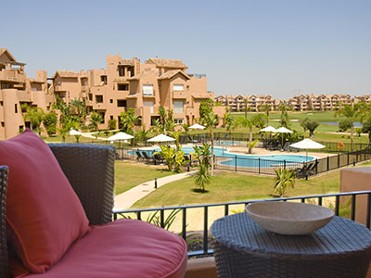 FERIENAPPARTEMENTS THE RESIDENCES MAR MENOR GOLF & RESORT