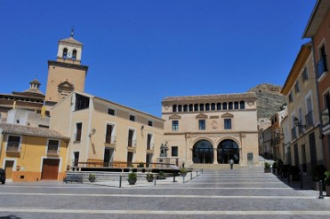 30th April free guided visit to Jumilla theatre and Casa del Artesano