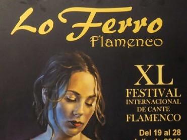 19th to 28th July, 40th annual flamenco festival of Lo Ferro in Torre Pacheco