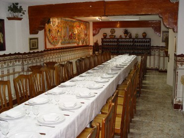 Restaurante La Paz (Caravaca de la Cruz)
