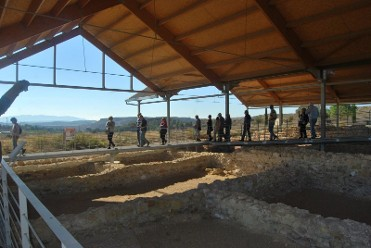 Every Sunday in February: free guided tour of Villaricos Roman Villa site in Mula