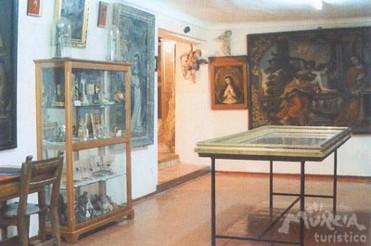MUSEO DEL CONVENTO DE SANTA ANA DEL MONTE DE JUMILLA