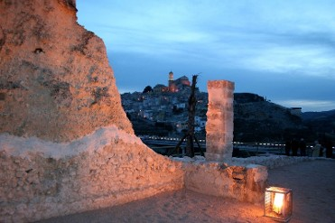 25th August FREE nocturnal tour of Cehegín in north-west Murcia