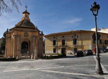 La Casa de Cultura Emilio Sáez Caravaca de la Cruz