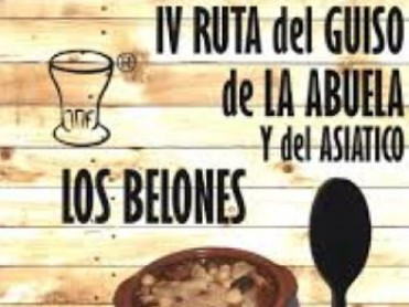 16th to 25th February, Los Belones route of the Guiso and Asiático