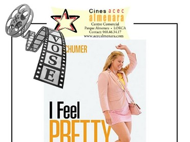 21st June I Feel Pretty at the Parque Almenara in Lorca: ENGLISH original version