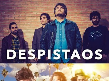 21st September Free concert with Despistaos in the Mula Feria