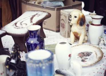 Every Sunday Antiques and collectables market in Á�guilas
