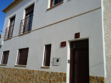 CASA RURAL DE ALQUILER CASAS DE LA IGLESIA. CASA DEL TIO SALAO (PLANTA ALTA)