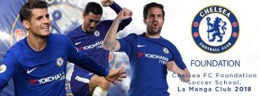 La Manga Club to host Chelsea FC Foundation football training school