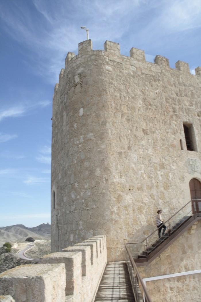 Castillo Medieval de Jumilla