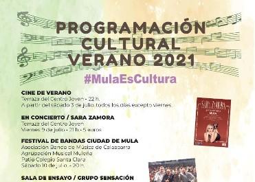 PROGRAMA CULTURAL JULIO-AGOSTO MULA