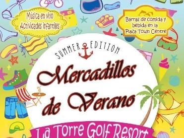 La Torre Golf Resort summer markets every Friday