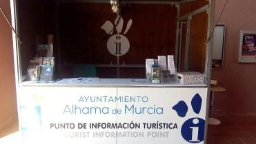 ALHAMA DE MURCIA - PUNTO DE INFORMACIÓN TURÍSTICA CONDADO DE ALHAMA
