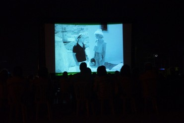 Lorca free summer cinema in the open air during July and August, every Tuesday