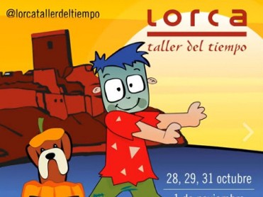 28th, 29th October and 1st November Halloween special in Lorca Castle