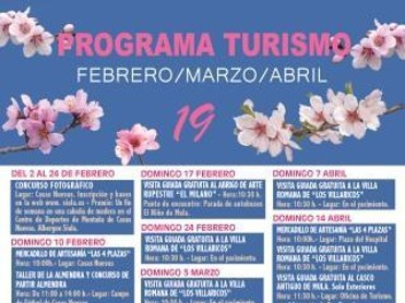 Programa Turismo Primavera 2019