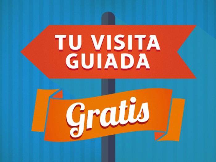 VISITAS GUIADAS GRATUITAS