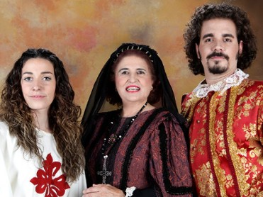 20th October, the All Saints¿ Day play Don Juan Tenorio at the Auditorio Víctor Villegas in Murcia