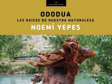 Ododua by Noemí Yepes in Ojós until 5th November 2018
