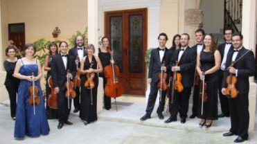 19th February Murcia: Classical violin concert at the Auditorio Víctor Villegas