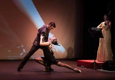9th December Tango Show. Una noche en Buenos Aires in Aguilas