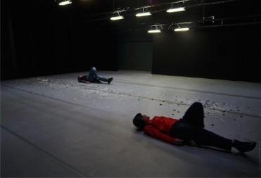 27th October, Venere, modern dance at the Teatro Circo in Murcia