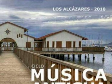 15th to 29th September, 3 free ancient music concerts in Los Alcázares