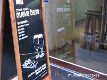 Restaurante Tapelia en Murcia