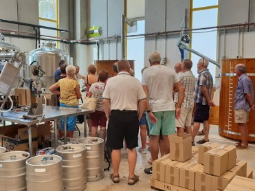 Every Tuesday: Brewery tours of Another Planet Brewing in Torre Pacheco