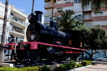 25th November free accompanied tour of historical Águilas