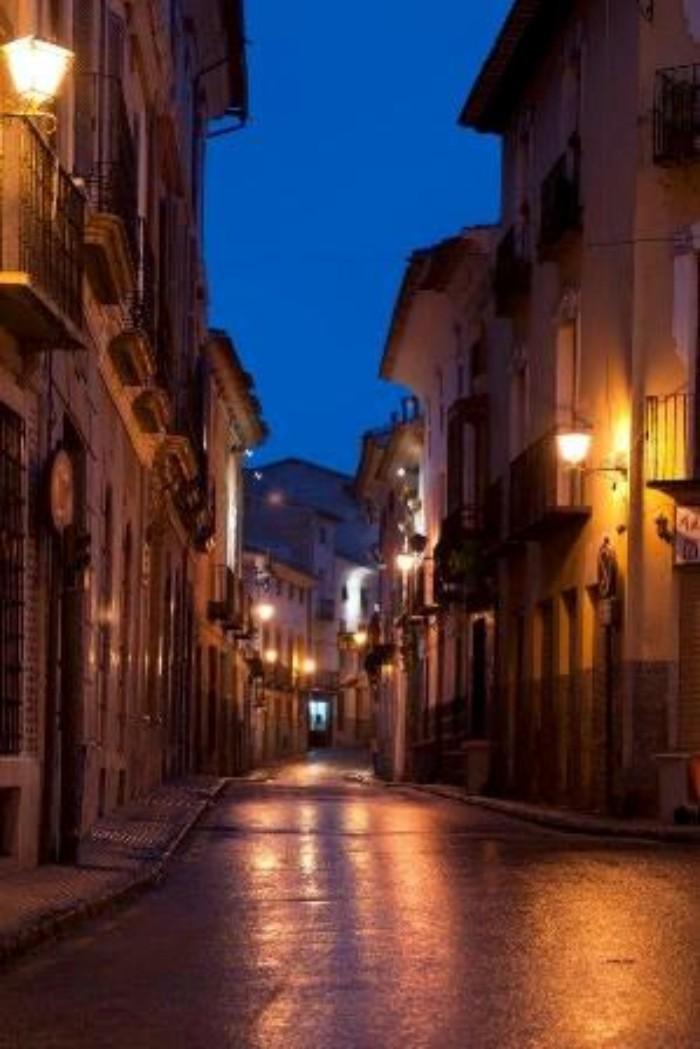La magia de la noche en Cehegín