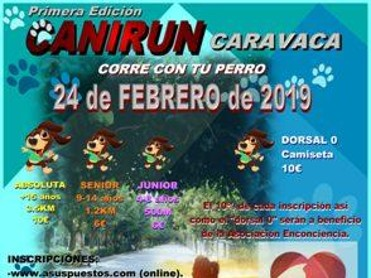 I CaniRun Caravaca