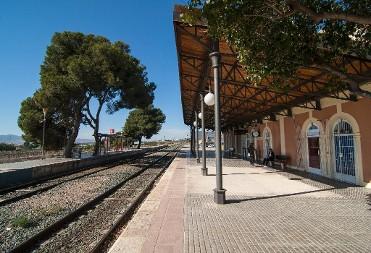Bahnhof Totana