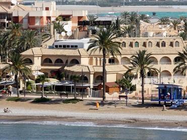 Hotel Playa Grande (Puerto de Mazarrón)