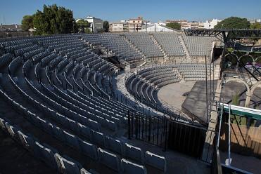 Auditorio Parque  Almansa-San Javier